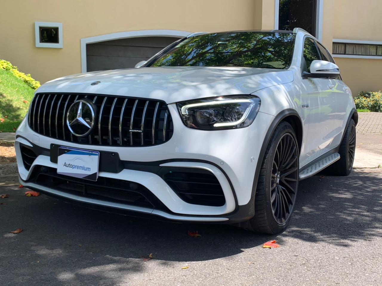 Mercedes Benz GLC 63 S 4matic Amg