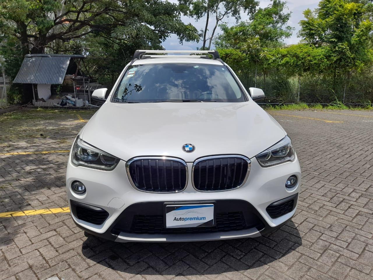 Bmw X1 Blanco 2018